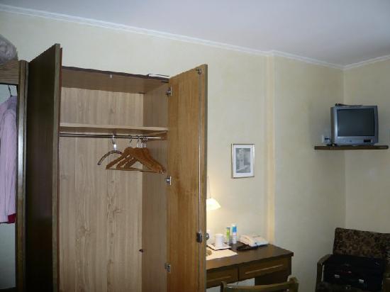 Hotel Hirschen: unser Zimmer