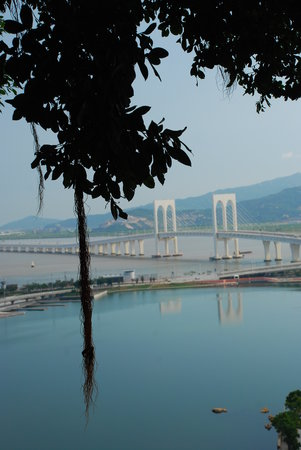 Macao, China: Ponte de Sai Van, Macau SAR