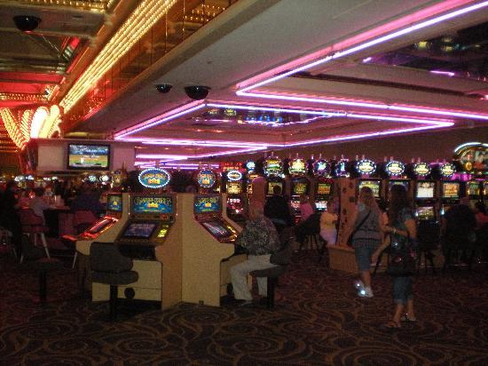 part of the casino - Picture of Flamingo Las Vegas Hotel & Casino -  Tripadvisor