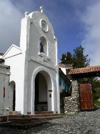 Los Frailes - main entrance