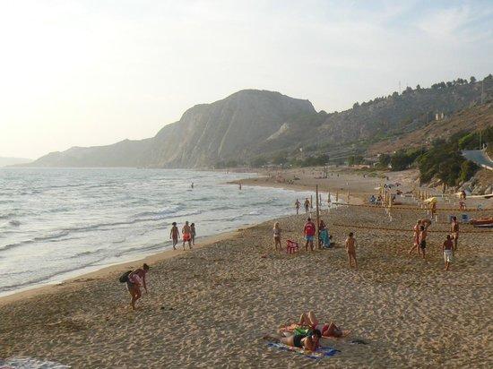 Siculiana Marina, Италия: plage