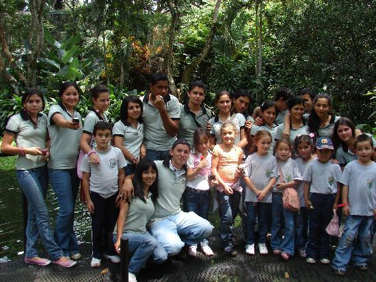 Zoo Ave: el CTPP de puriscal en el zooave