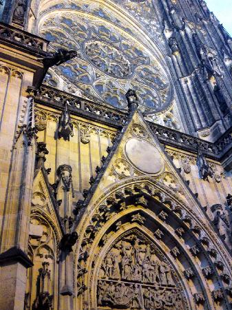 Prague, Czech Republic: St. Vitus Cathedral