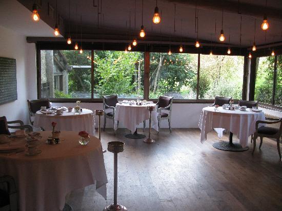 Le Moulin de Mougins: Breakfast room