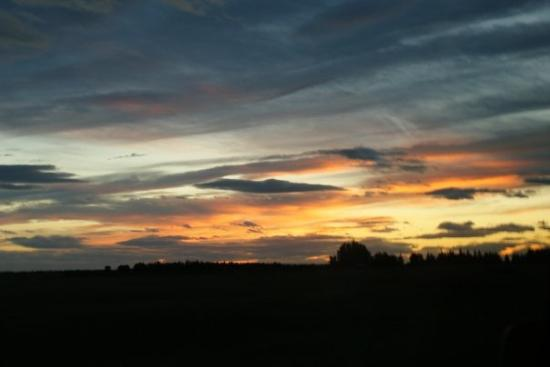 Ashburton, New Zealand: Gorgeous skies!  ~Photo courtesy of Celine~