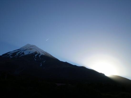 Mount Taranaki: Mt Taranaki again