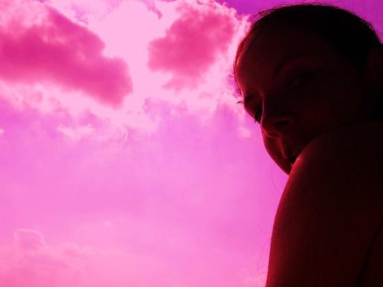 Starnberg, เยอรมนี: Alles durch eine rosa Brille sehen