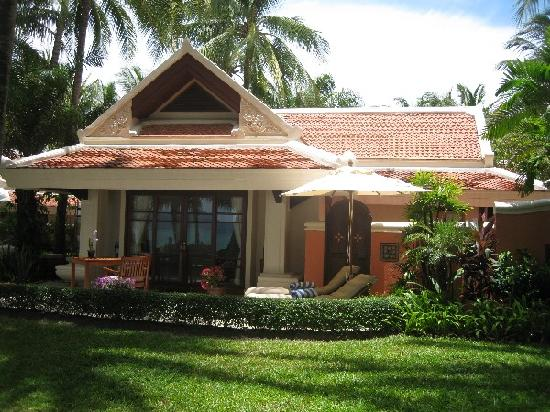 Santiburi Beach Resort & Spa : Beach Pool Villa