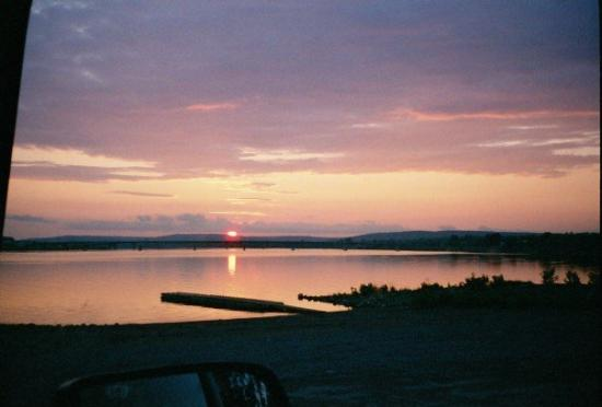 Saint John River Fredericton NB