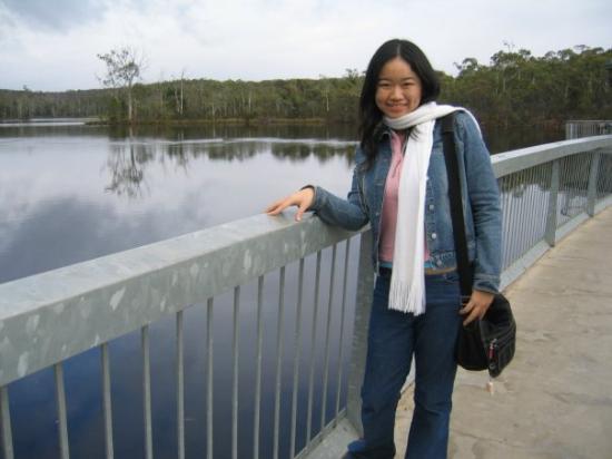 Lyndoch, Australien: whispering wall