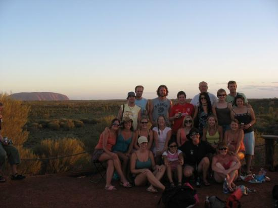 Alice Springs, Australia: GROOVY GRAPE 2006