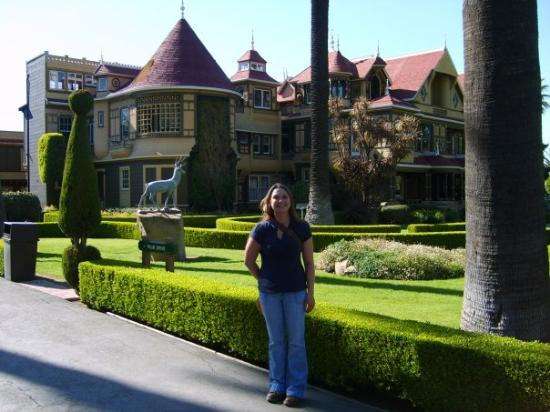 Winchester Mystery House: San Jose, CA 