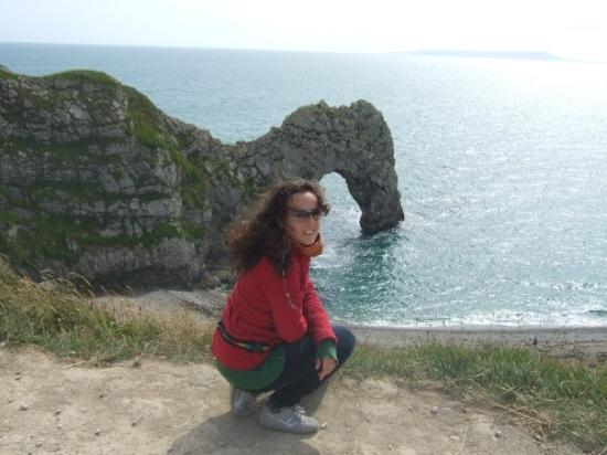 Weymouth, UK: DUDLE DOOR, COSTA JURASICA