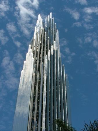 Crystal Cathedral: very ethereal....