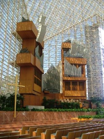 Crystal Cathedral: neat....
