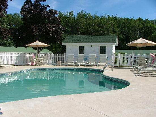 Ne'r Beach Motel : So inviting and heated