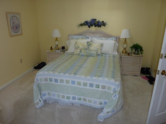 """The Lancaster Bed and Breakfast: """"the nature room"""""""
