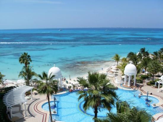 Hotel Riu Palace Las Americas: Cancun Mexico jul 08