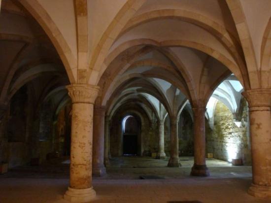 Monastery of Alcobaça: Mosteiro de Alcobaça.