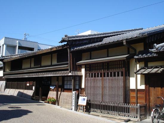 Street of Matsusaka Marchant: 松阪商人の館