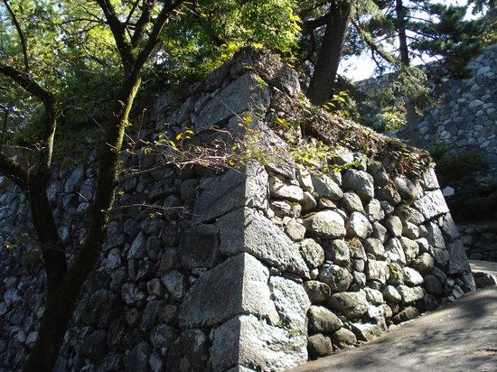 Matsusaka, Japonya: 城の石垣