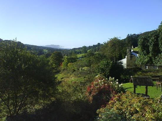 Troutbeck, UK: view from room