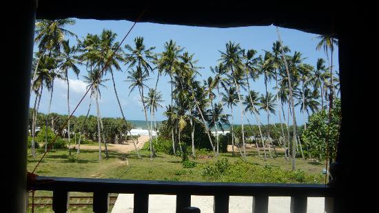 Wunderbar Beach Club Hotel: View from Breakfast
