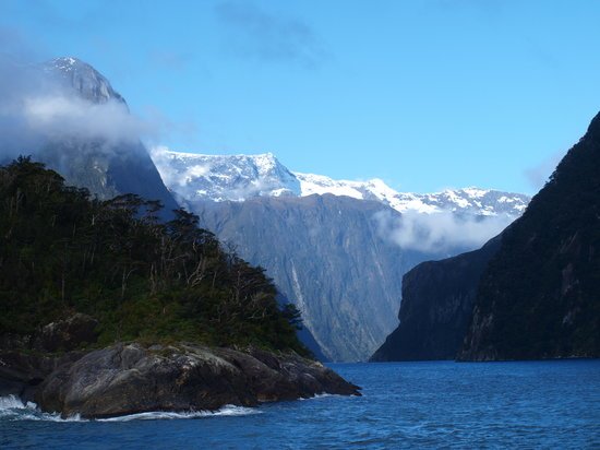 Queenstown, Nya Zeeland: Milford Sound