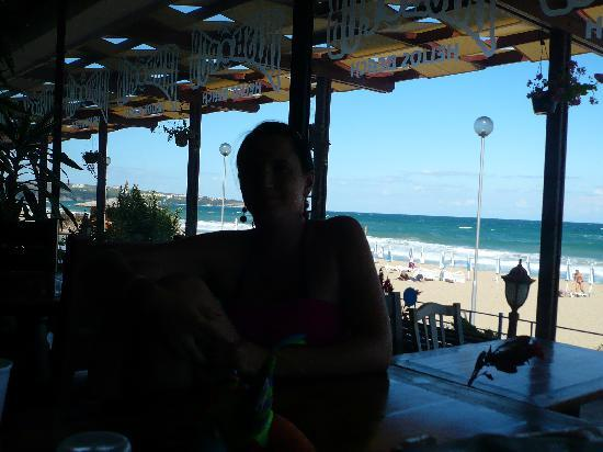 Luca Helios Beach: irish pub