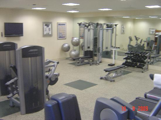 East Lansing Marriott at University Place : Fitness Room