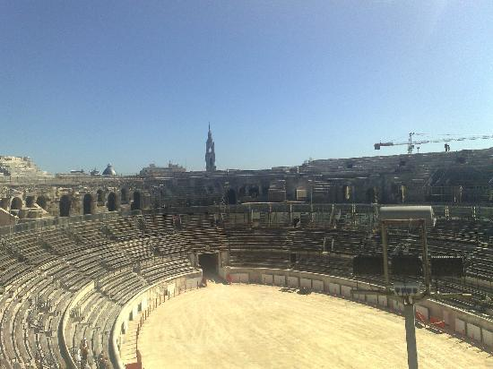Le Mas Richard : Great local attractions in Nimes