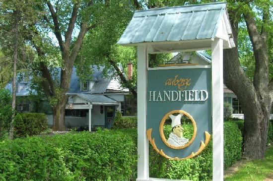 Auberge Handfield Et Spa: Auberge Handfield