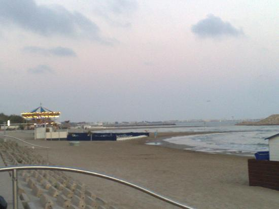 Le Mas Richard: Beautiful beach 30mins drive away at Le Grand Motte