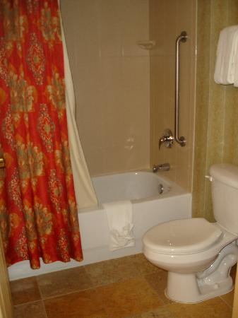 Residence Inn Charleston Airport: Bathroom