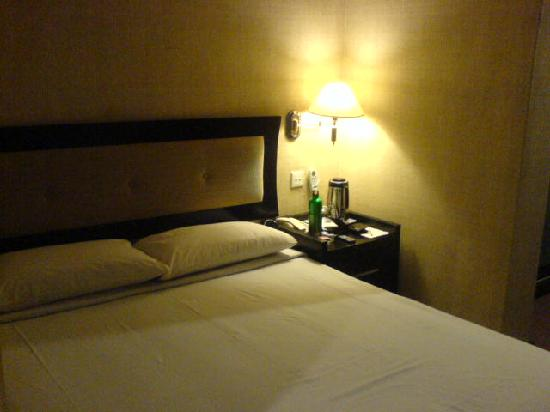 City Park Hotel: clean and nice bed