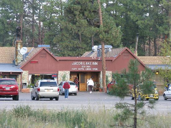 Jacob Lake Inn: Hotel View