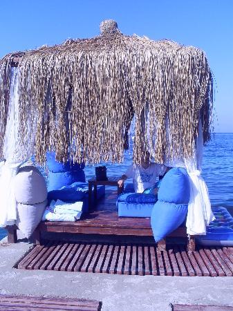Fantasia Hotel De Luxe Kusadasi : la cabana vraiment à essayer