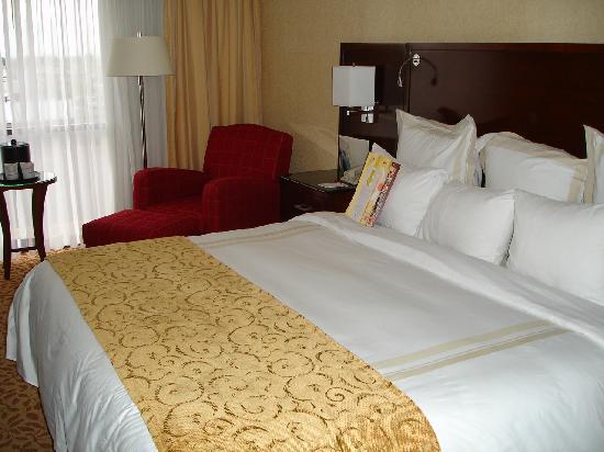 El Paso Marriott: bedroom