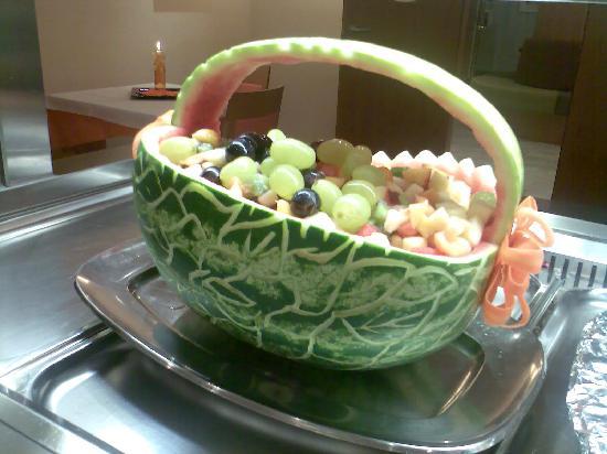 Relais San Giusto: fruits