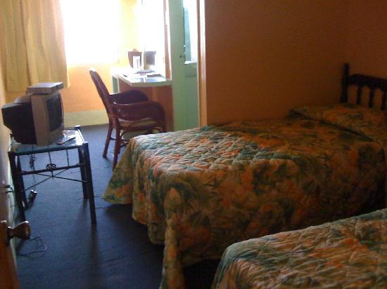 Joe Mike's Hotel Plaza : double room
