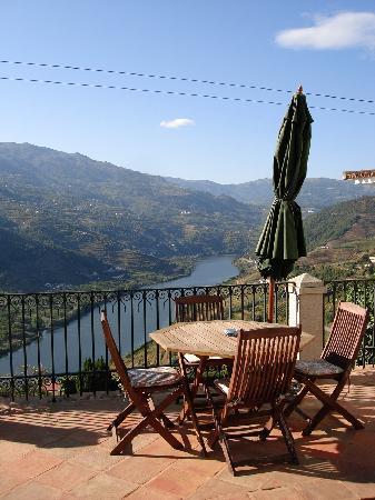 Casa de Canilhas : Let's just enjoy the view