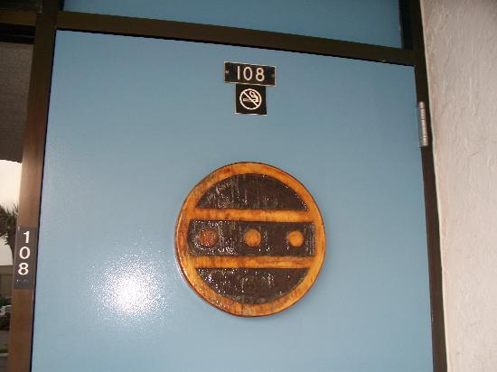 Sun Viking Lodge: Rom 108