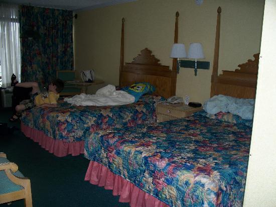 Sun Viking Lodge: Room 108