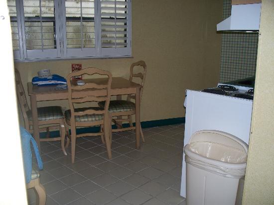 Sun Viking Lodge: kitchen