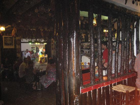 Bar Don Juan: Inside the Don Juan