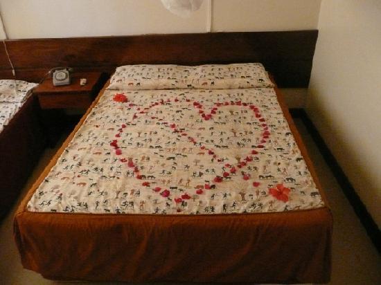 Lotus Hotel: Decoration wedding-suite