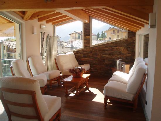 Bossico, Italien: zona relax