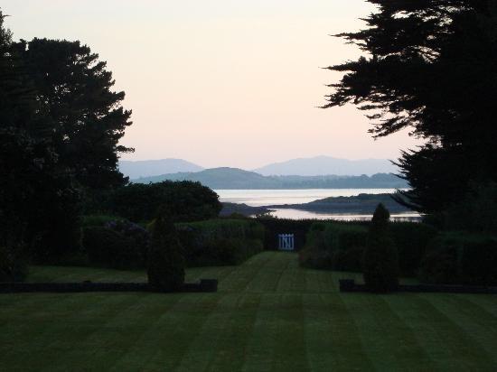 Ballylickey, İrlanda: meeresblick