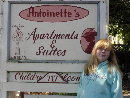 Antoinette's Apartments and Suites: Antoinette's Guest Suites