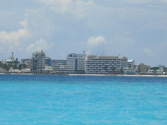 Hotel Calypso : Hotel Calyso Desde Jhonny Cay